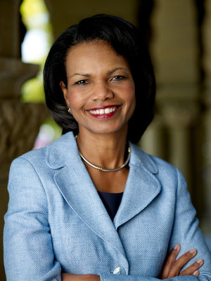 Dr. Condoleezza Rice  66th US Secretary of State