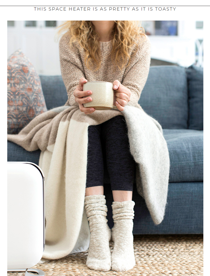 US TV personality and tech expert, Carley K, featuring Mill on her blog.