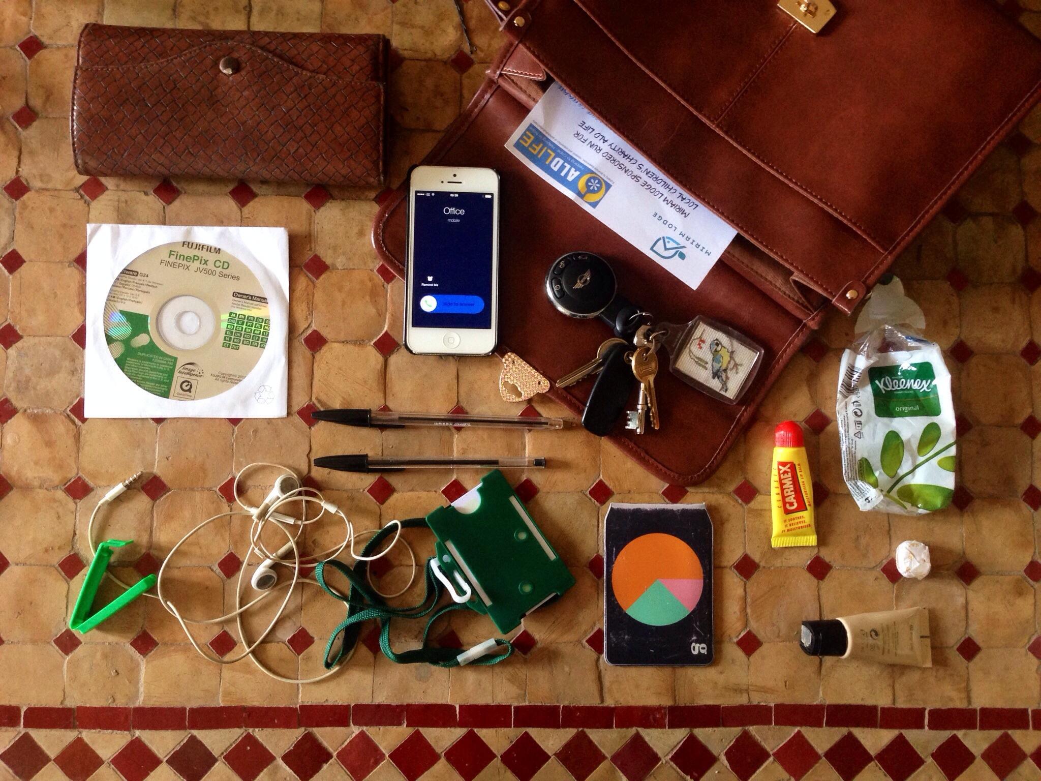 Mariam's handbag