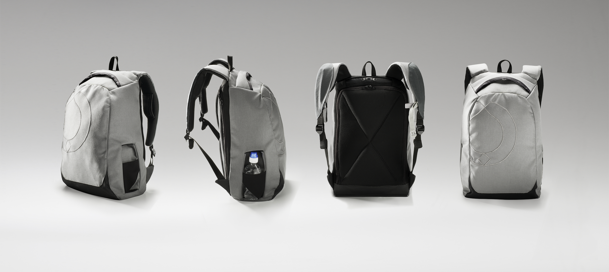 Your rucksack, the Riut way round. Meet the RiutBag prototype!
