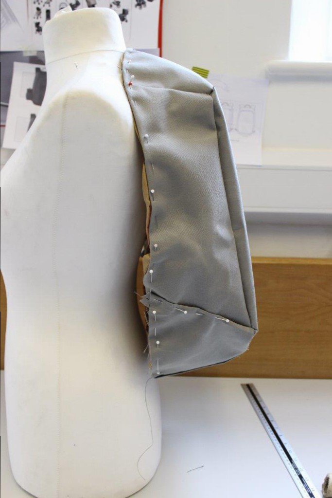 RiutBag Prototype one 2014