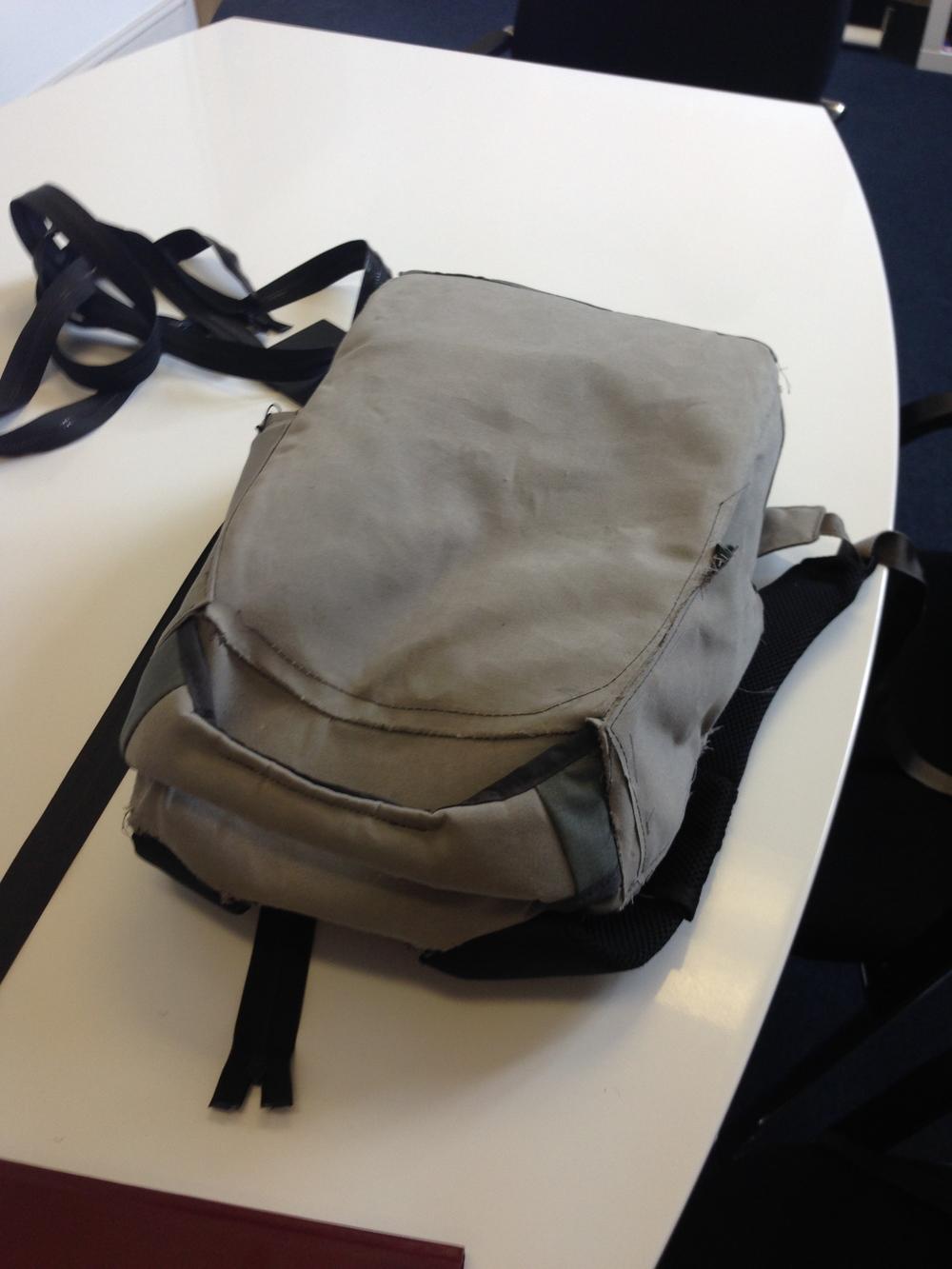 RiutBag prototype 1.2