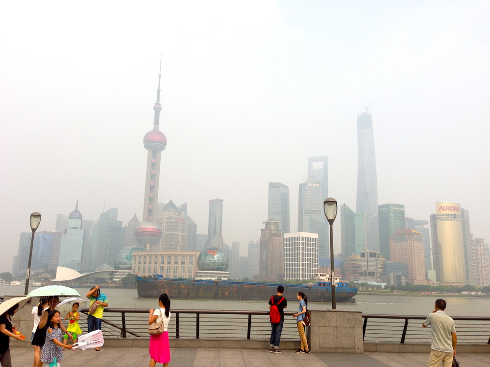 Sarah Giblin Riut founder in Shanghai