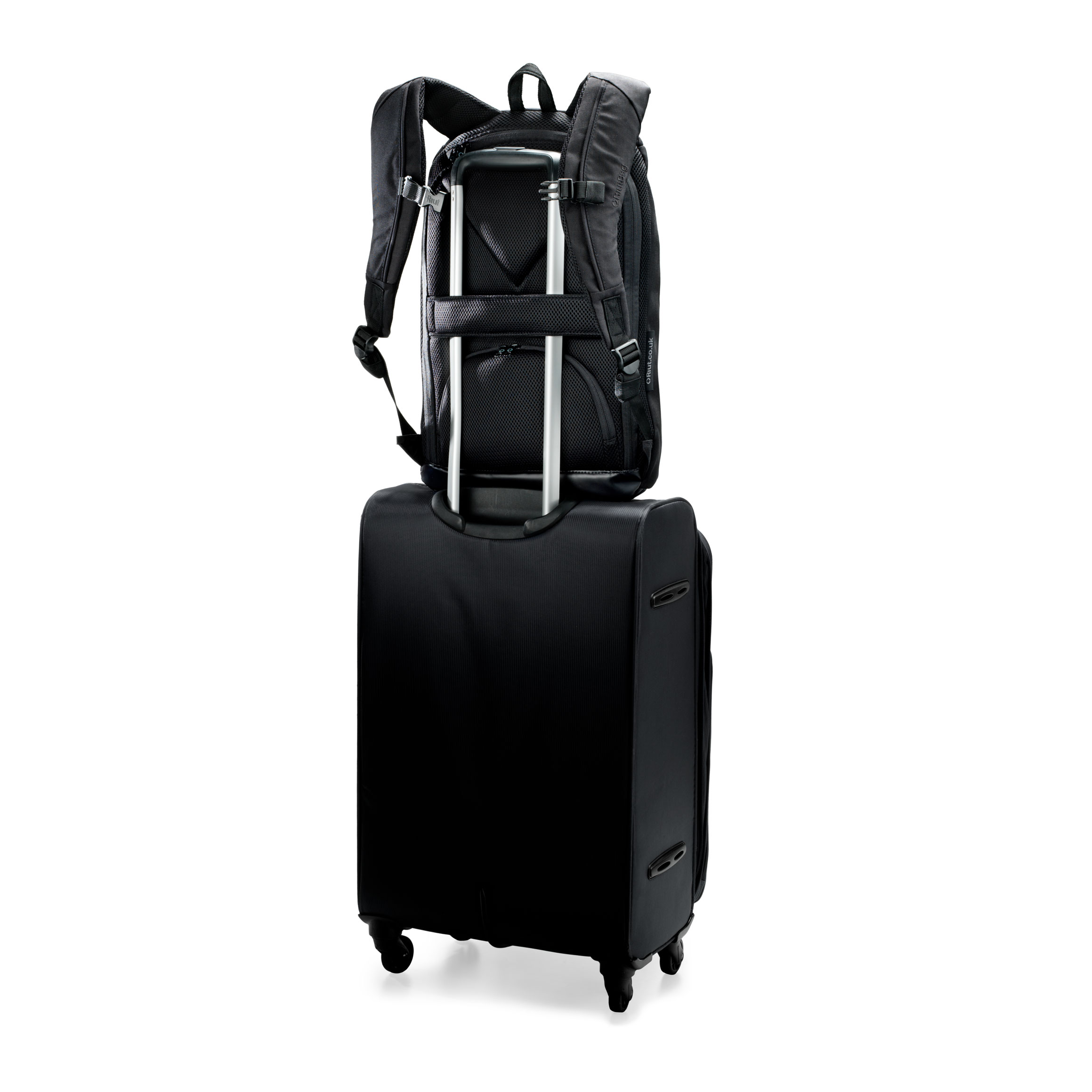 Trolley suitcase strap on the new 2016 RiutBag R10