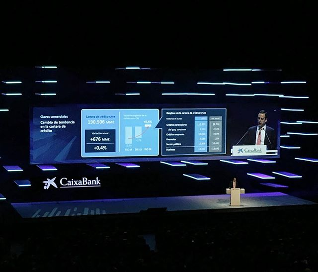 Convenció de Directius 2017 de CaixaBank