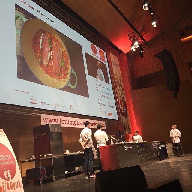 Feines d'aquest novembre: Fòrum Gastronòmic de Girona