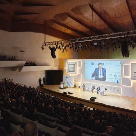 Feines d'aquest novembre: Congreso CEDE a Alacant