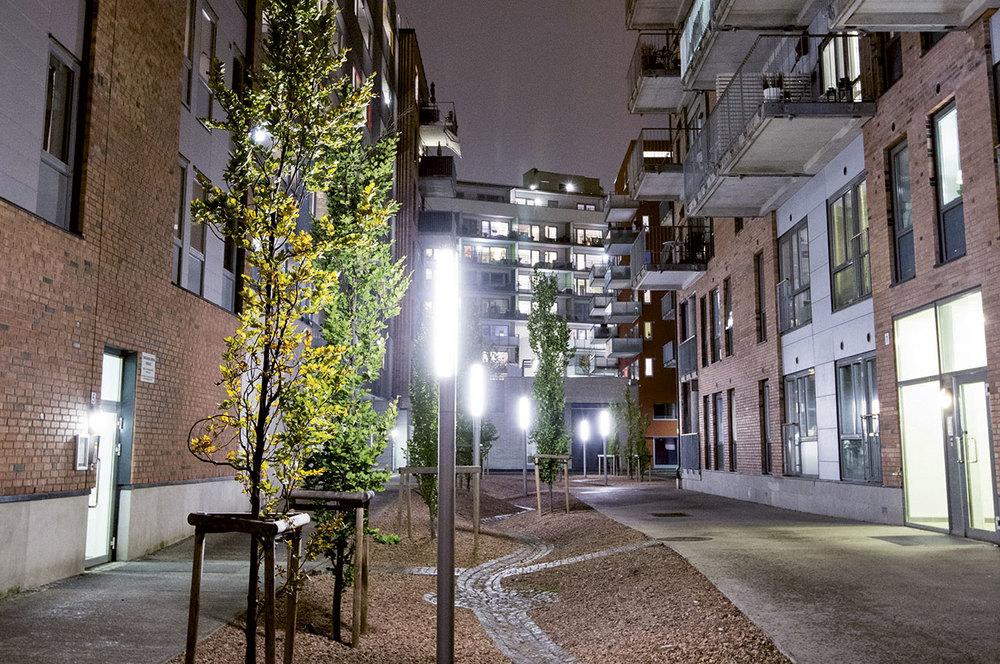 Kværnerbyen i Oslo