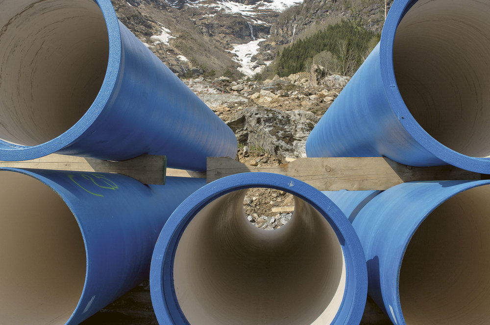 OBOS bygger vannkraftverk gjennom Tyngdekraft AS.