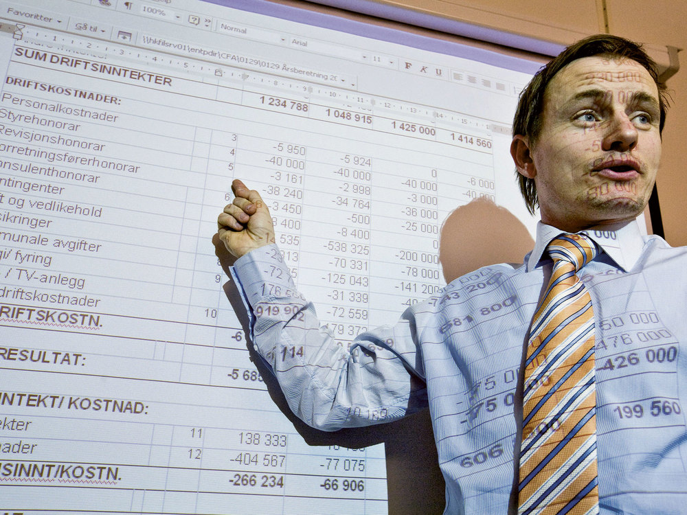 I OBOS skal medarbeiderne legge vekt på disse verdiene: Skikkelig, kvalitetsbevisst, offensiv, lønnsom og engasjert. Foto: Nyebilder.no
