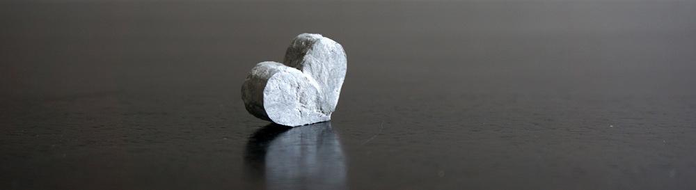 paper heart | @blureco