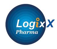LogixX Pharma Logo