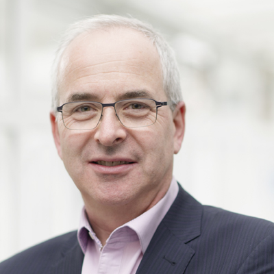 Dr Ian Balfour-Lynn