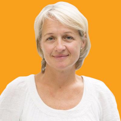Prof Claire Hogg   London