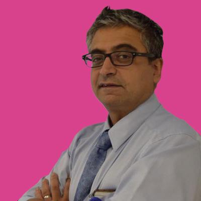 Dr Paul Aurora   London