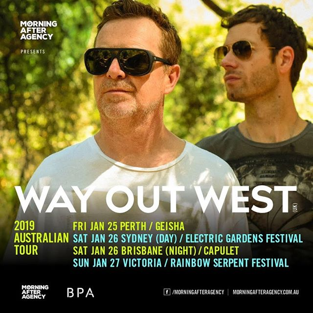 Looking forward to heading back to Australia later this month!