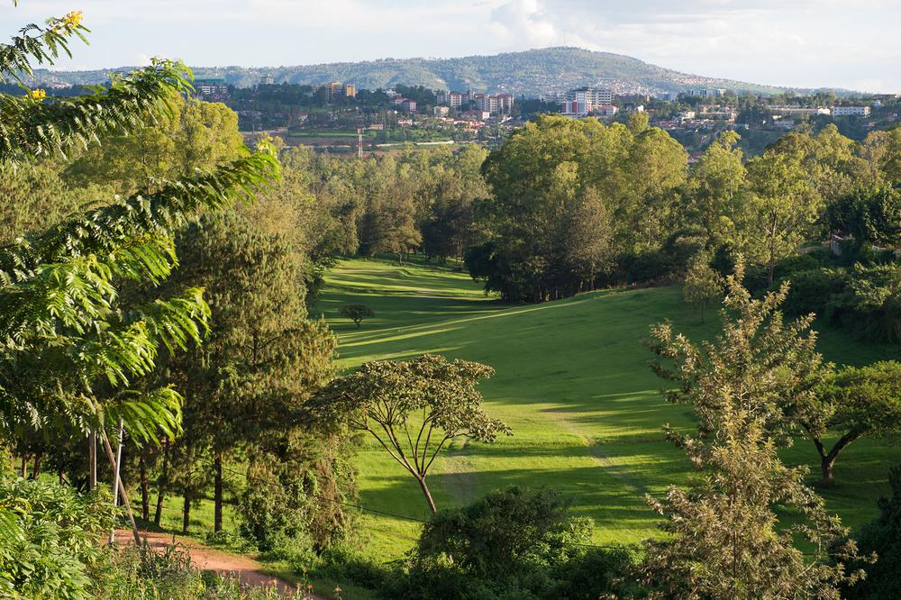Nyarutarama Golf Course, Kigali, Rwanda