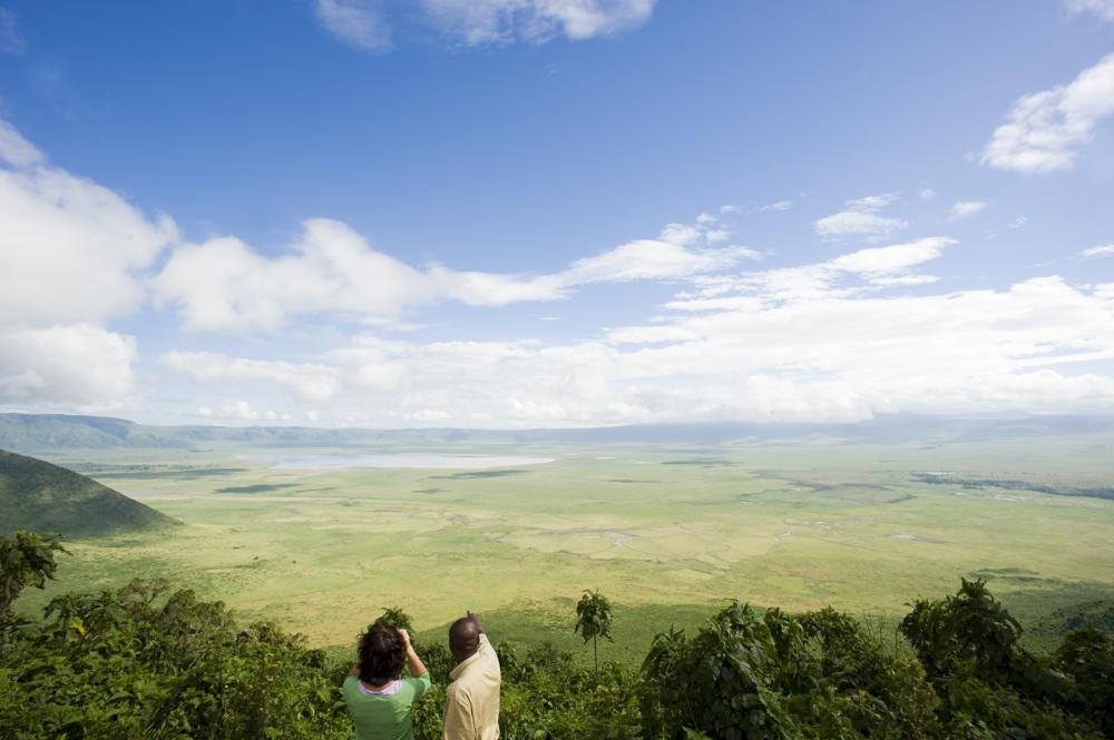 Tloma Lodge, Ngorongoro Crater, Tanzania