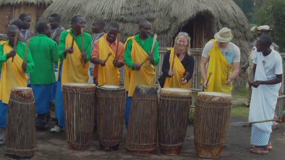 Iby'iwacu Cultural Village, Rwanda. Photo © YouTube