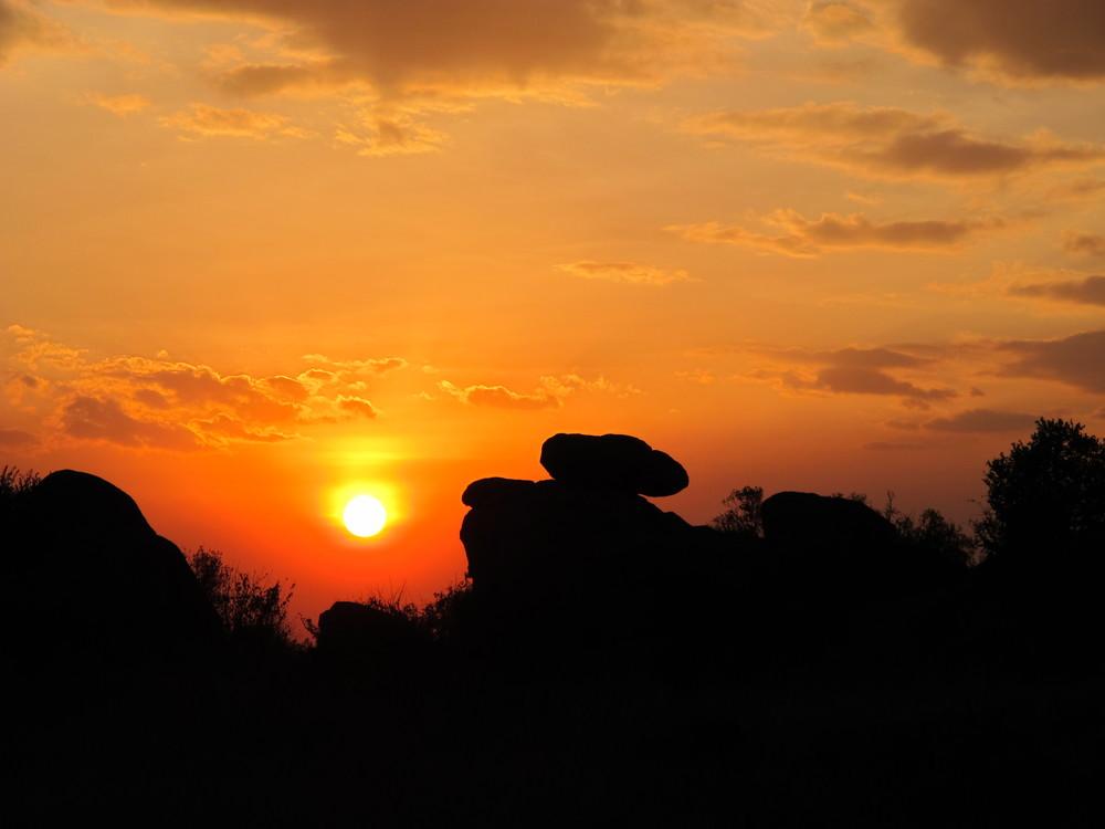 Serengeti Sunset, Tanzania