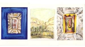 Kunstkort fra Kjell Pahr-Iversen