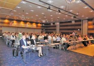 God respons fra de mange fremmøtte på Clarion Hotel Stavanger.