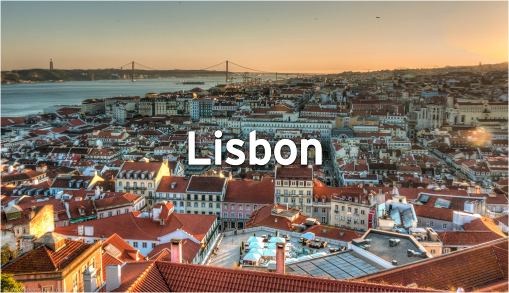 Holidays in Lisbon