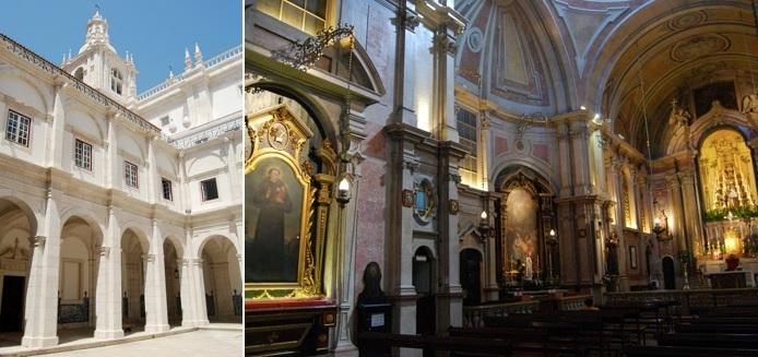 SÃO VICENTE DE FORA MONASTERY | SANTO ANTÓNIO'S CHURCH