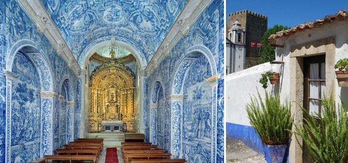 SÃO LOURENÇO'S CHURCH, ALMANCIL | ÓBIDOS