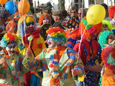 Carnival in Sesimbra
