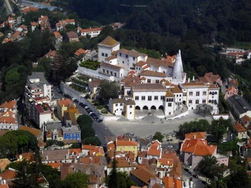Sintra city centet