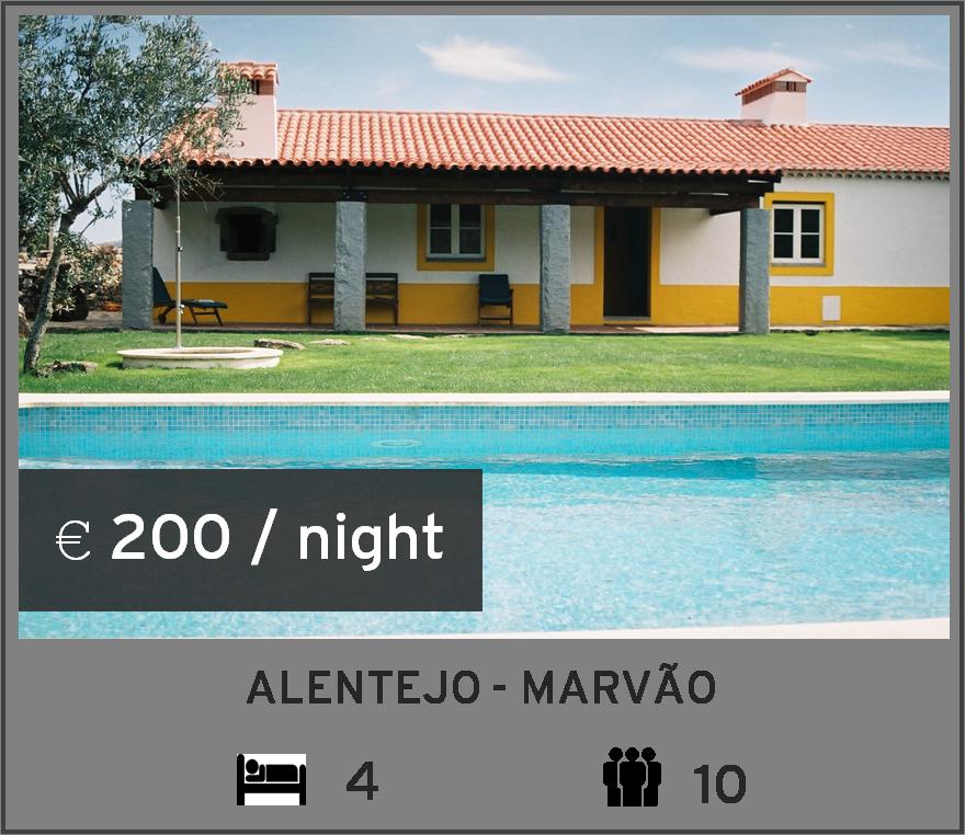 holidays in Alentejo