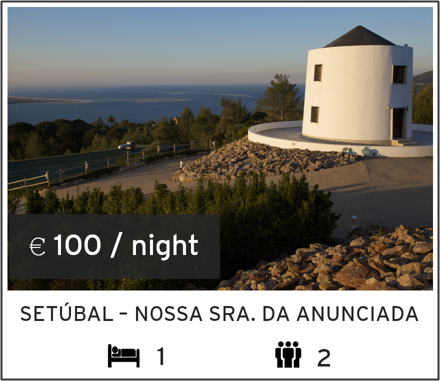 lodging in setubal