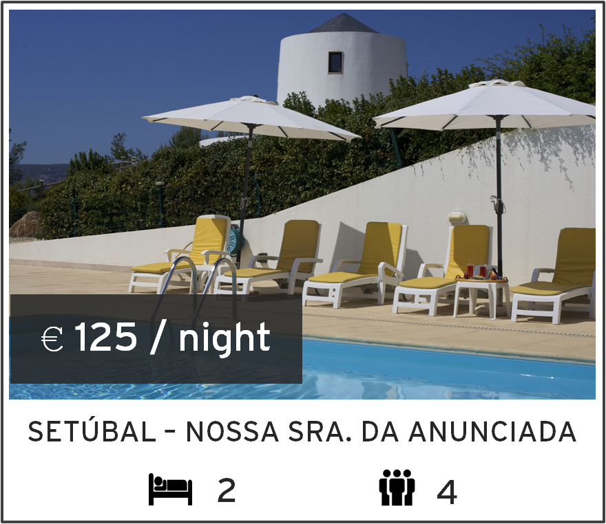 Holiday rental in Portugal