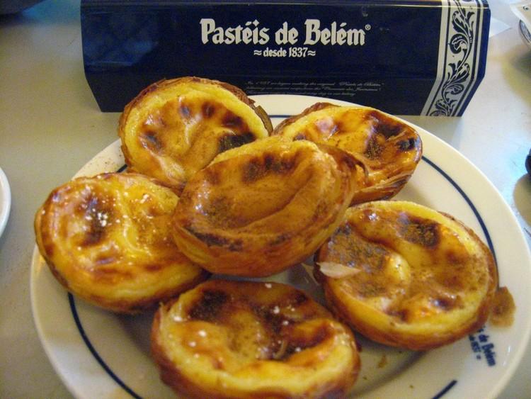 Pastéis de Belém, Lisbon.