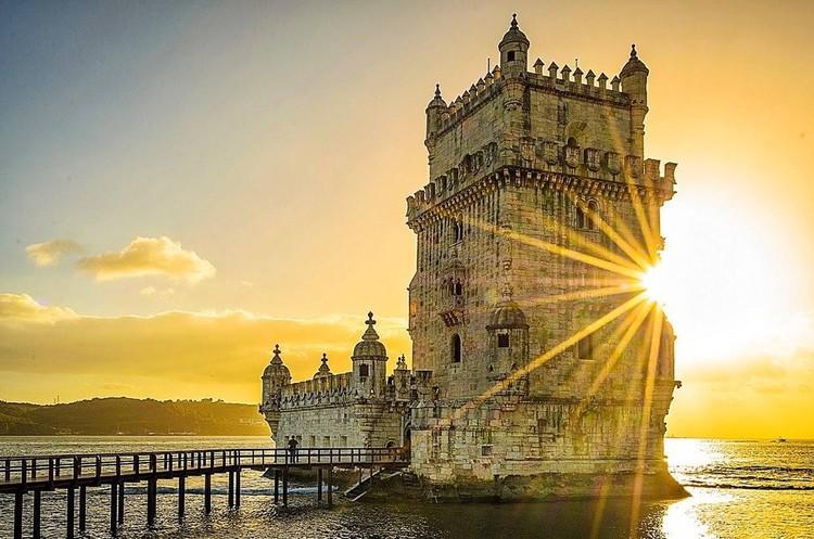 Torre de Belém, Lisbon.