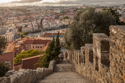 Lisboa no seu esplendor