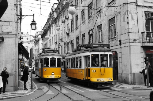 Lisbon public transportation
