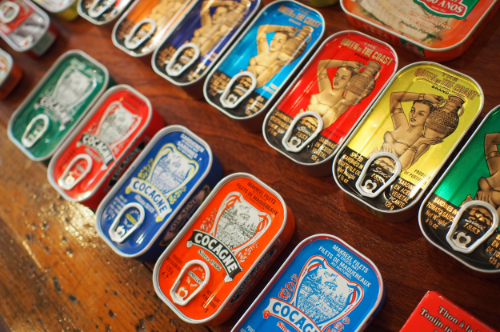 Canned fish in Portugal