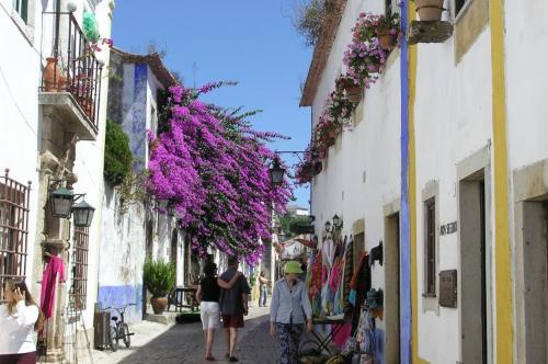 Visiting Óbidos