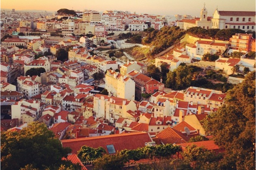 City break in Lisbon