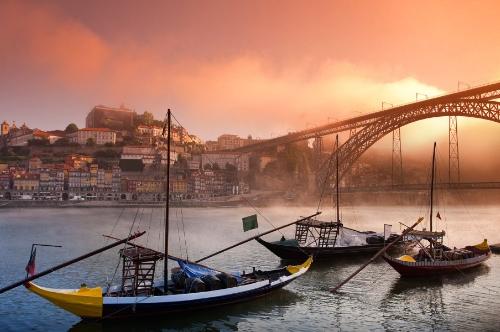 Travelling to Porto