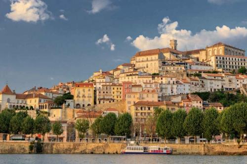 Visiting Coimbra