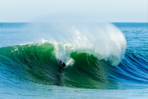 Bodyboard hot spots in Portugal