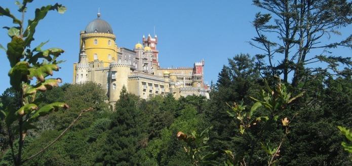 El Palacio da Pena de Sintra