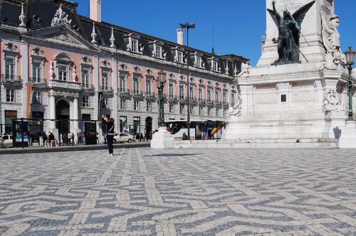 Restauradores square