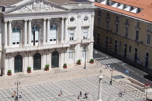 Pavement in Lisbon