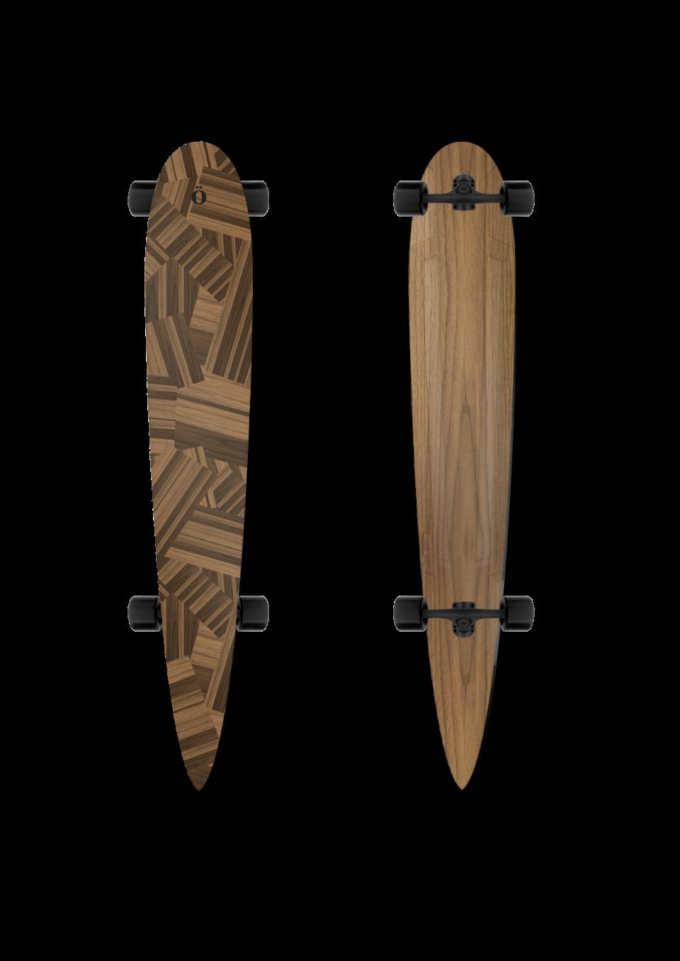 Stabörd & Co. longboards. (Photo: Stabörd & Co.)