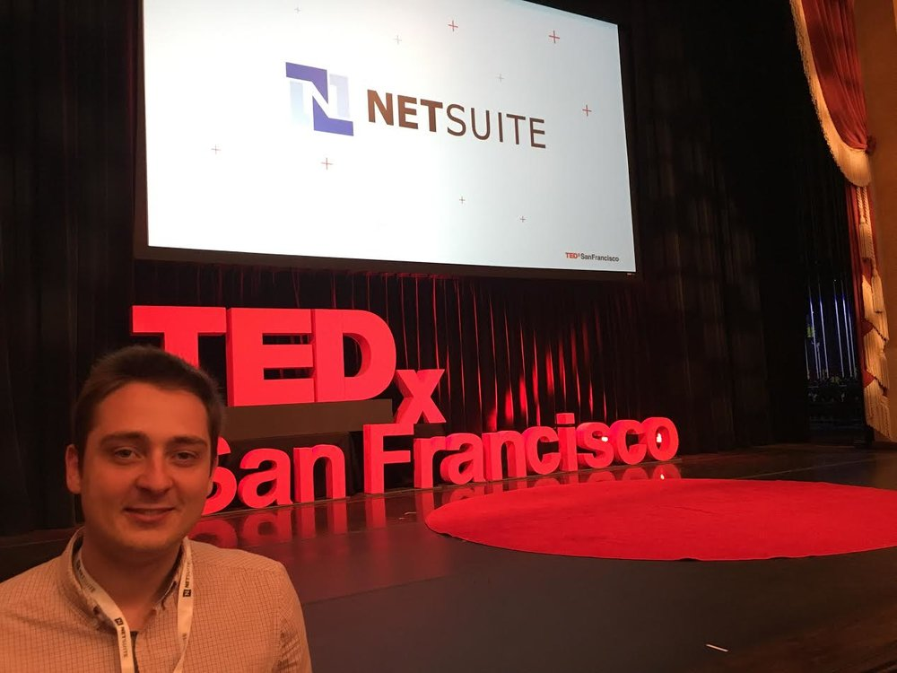 TEDx San Francisco on October 6 at Herbst Theatre