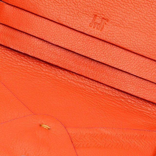 H+G Detail // For JvdF Essentials #style #accessories #orange #leather #twitter